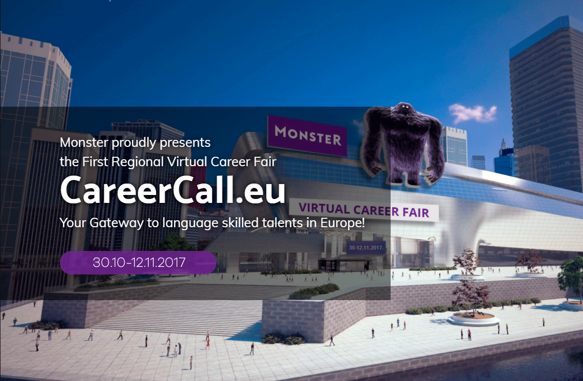 Looking to hire to Hungary, Poland or Czech Republic? The first regional virtual career fair, CareerCall.eu will take place on 30.10-12.11.2017